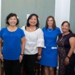 NHPI Specialists Arizona--(L-R) Claudia Fajardo Kaercher, President Island Liaison; Joanne Rondilla, Ph.D; Sen. Martha McSally, AZ; and Lizza Laguana-Merrill, US Census 2020